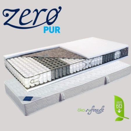 Billerbeck Belize ZeroPur táskarugós matrac ajándék matracvédővel