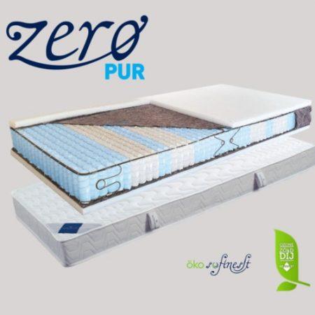 Billerbeck Padova ZeroPur táskarugós matrac ajándék matracvédővel